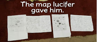 the map of lucifer