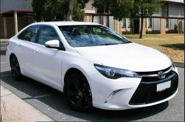 2015 Toyota Camry Atara Sx Specs