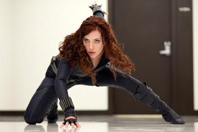 Viuda negra-Scarlett Johansson