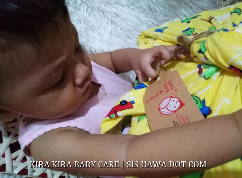 KIRA KIRA BABY CARE - Produk Bayi Inovasi Jepun Kini Muncul Di Malaysia