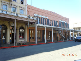 wells gargo museum in old sacramento