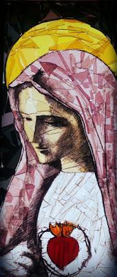 Nossa Senhora de Fátima - Novena, imagens, oração, fotos, pinturas, vitrais