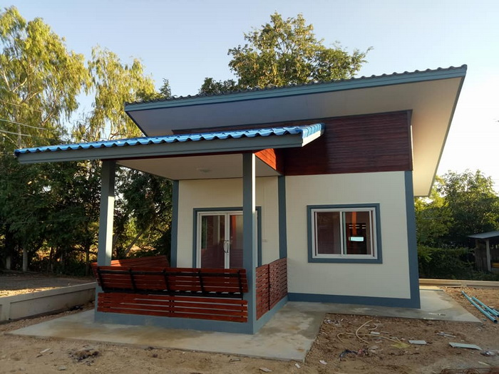 Small Modern House Design With Cost To Build