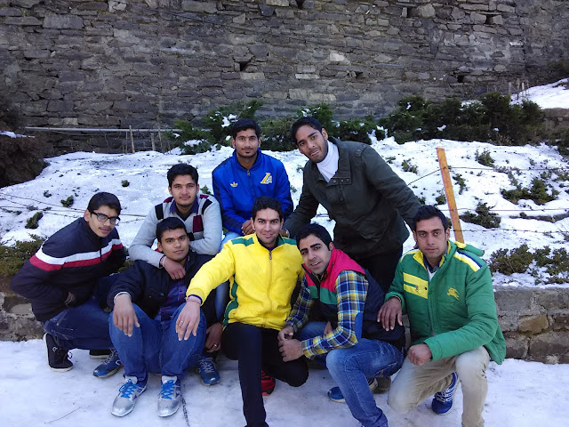 group trip
