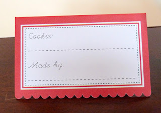 made+by+tag Cookie Exchange Party and a DownEast GIVEAWAY!! 15