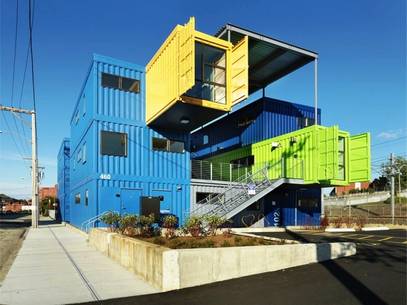 Shipping Container Homes Amp Buildings Shipping Container