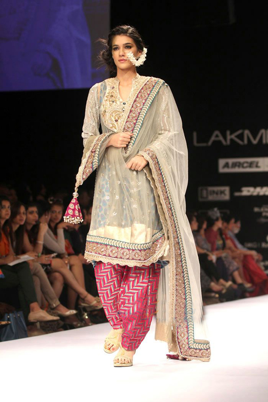 Lakmé Fashion Week Winter Festive 2018: Lakme India Fashion Week 2012