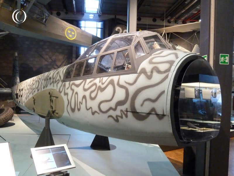 Junkers Ju 88 G1 night fighter at Deutsches Technikmuseum Berlin
