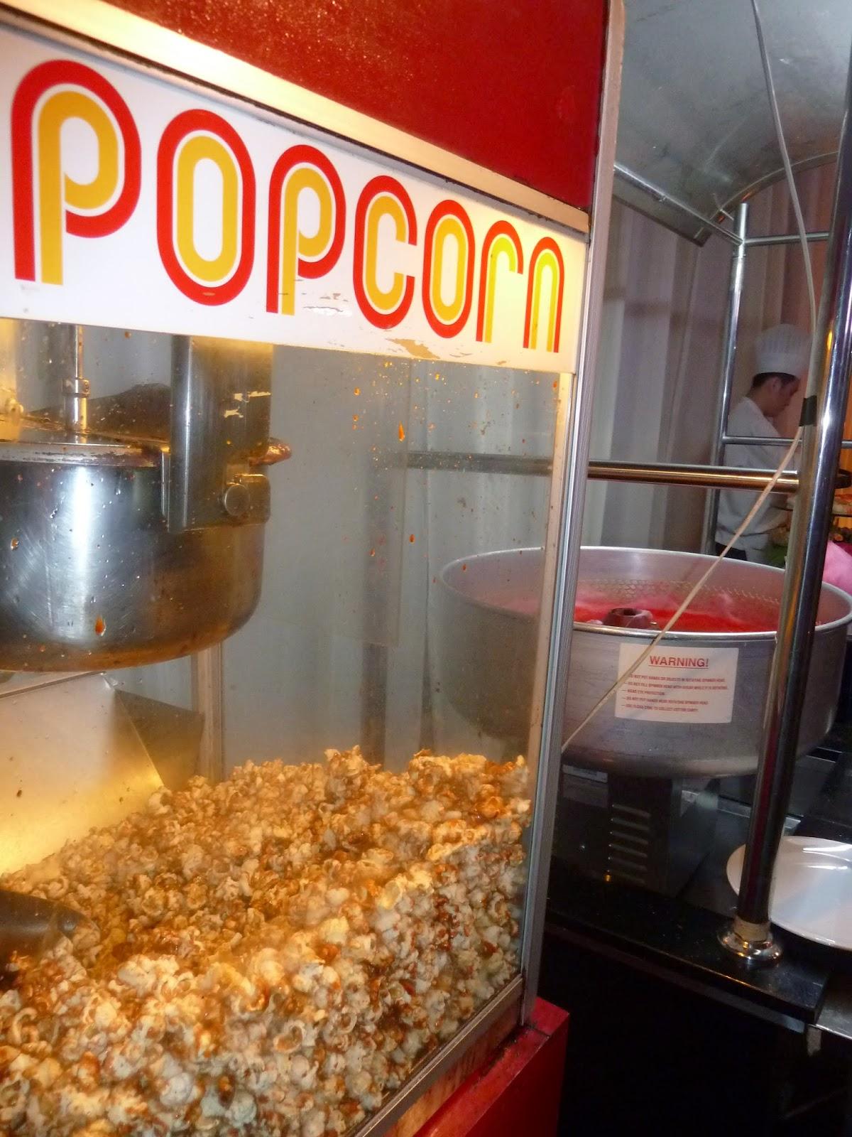 popcorn machine andrew james