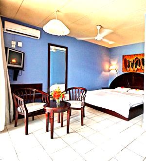 Senegambia Beach Hotel Standard Room