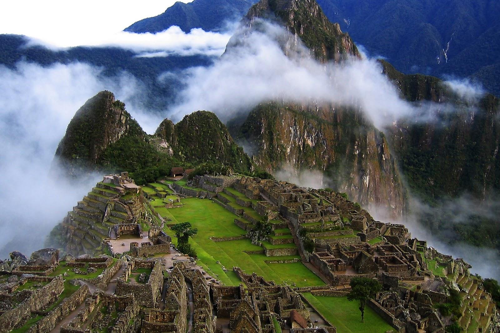 Wonderful Wallpapers: Wonders of the World HD Wallpapers