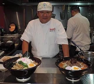 Chef Shinishiro Nagata