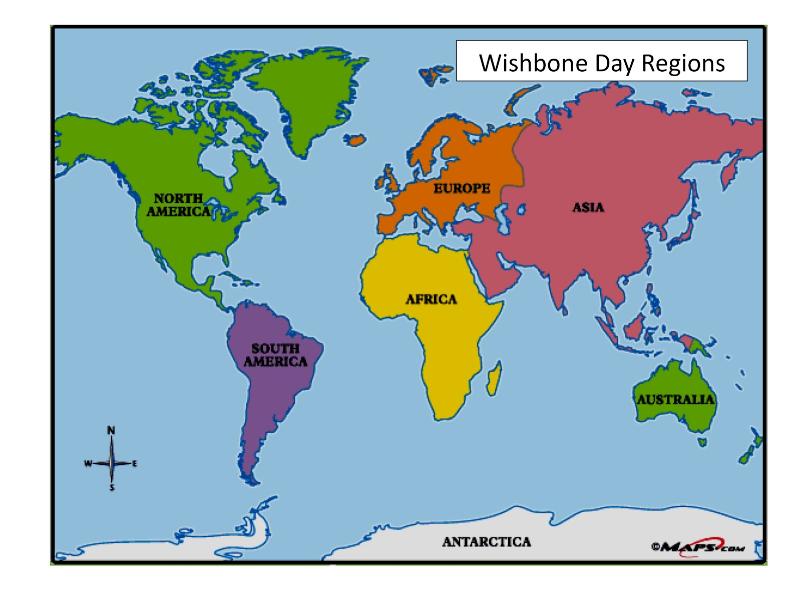 Wishbone Day North America Ready