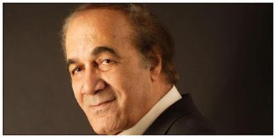 محمود ياسين, يعلن اعتزاله الفن نهائيًا,
