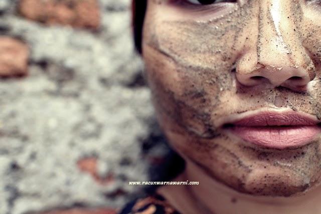 Masker Roro Mendut Black Spice Series