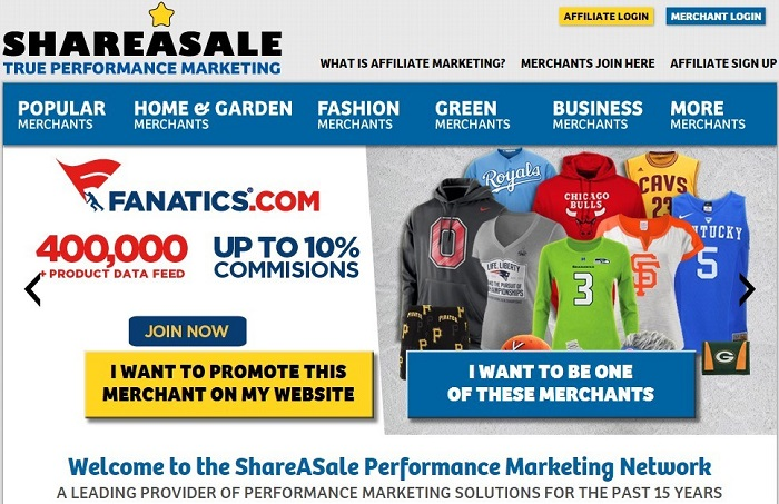 ShareASale is a good alternative to ClickBank.