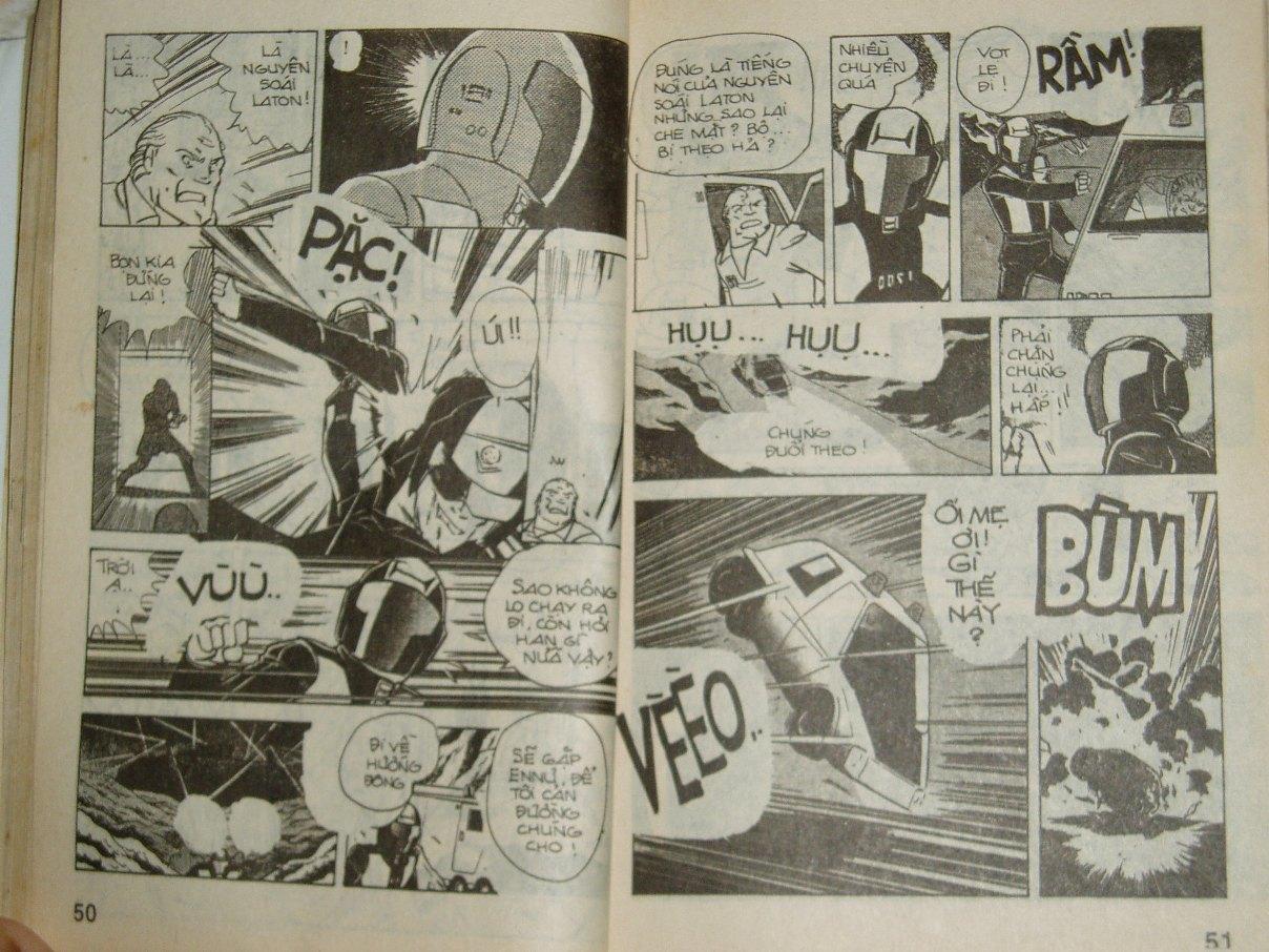 Siêu nhân Locke vol 03 trang 25