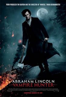 Abraham Lincoln: Vampire Hunter (2012) 1080p Sub Indo Film