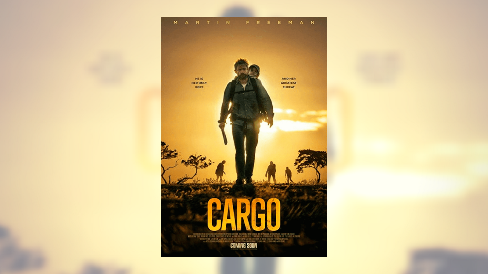Cargo 2018 Netflix Movie Review