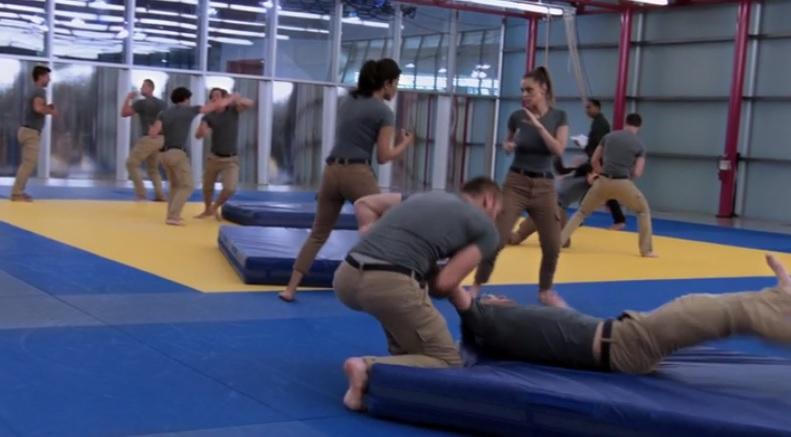 quantico training