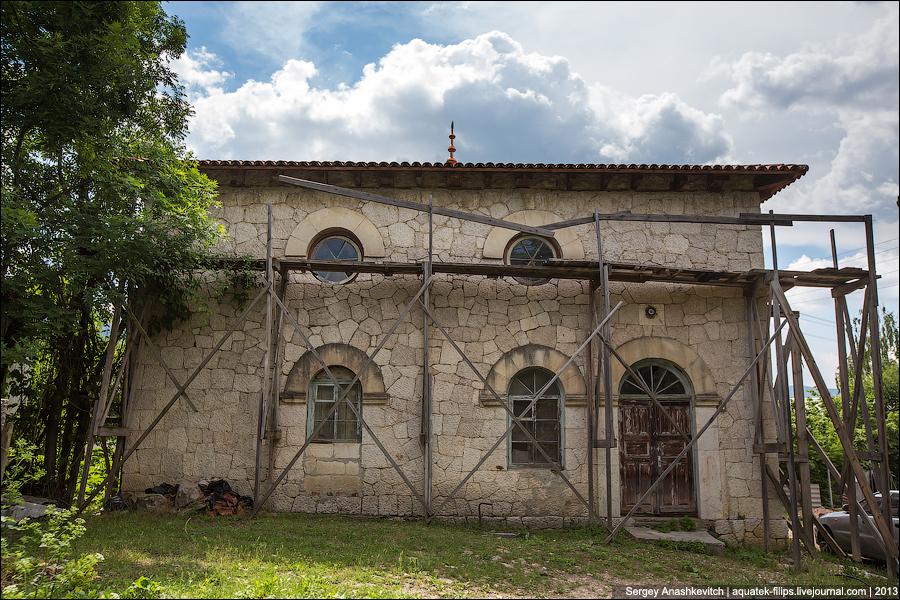 Мечеть Али-бея Булгакова в Соколином, Крым