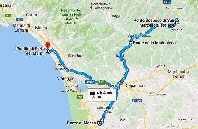 Enamorados De Italia - Mapa de italia