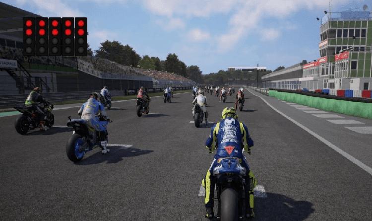 تحميل لعبة الموتوسيكلات MotoGP 18 للكمبيوتر
