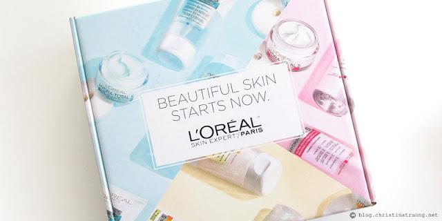 L'Oreal Paris Skin Care Expert Hydra Total-5 Ultra-Fresh Ritual Review Influenster