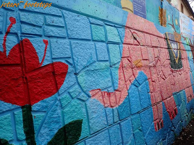 Footsteps Jotaro S Travels Art Gallery Korean Street