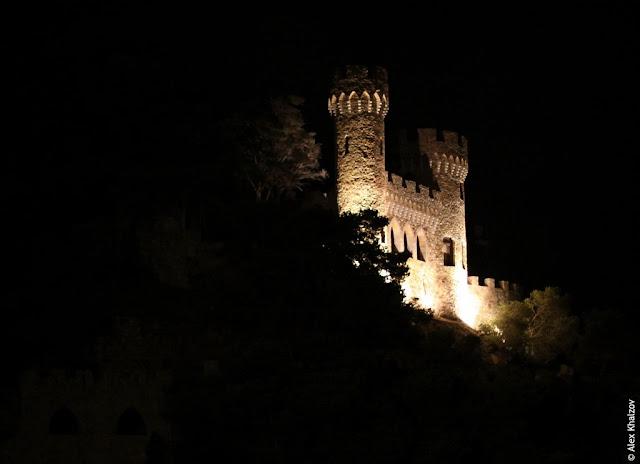 Каталонская ночь