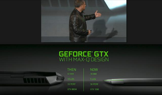 Placa de Vídeo Nvidia Max-Q