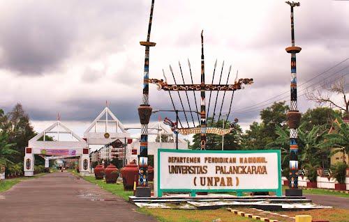 Info Pendaftaran Mahasiswa Baru di (UNPAR) Universitas Palangkaraya