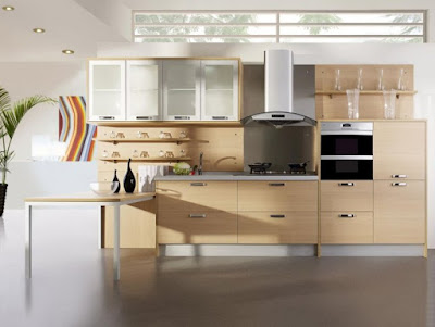 Beautiful Wooden Kitchen Designs