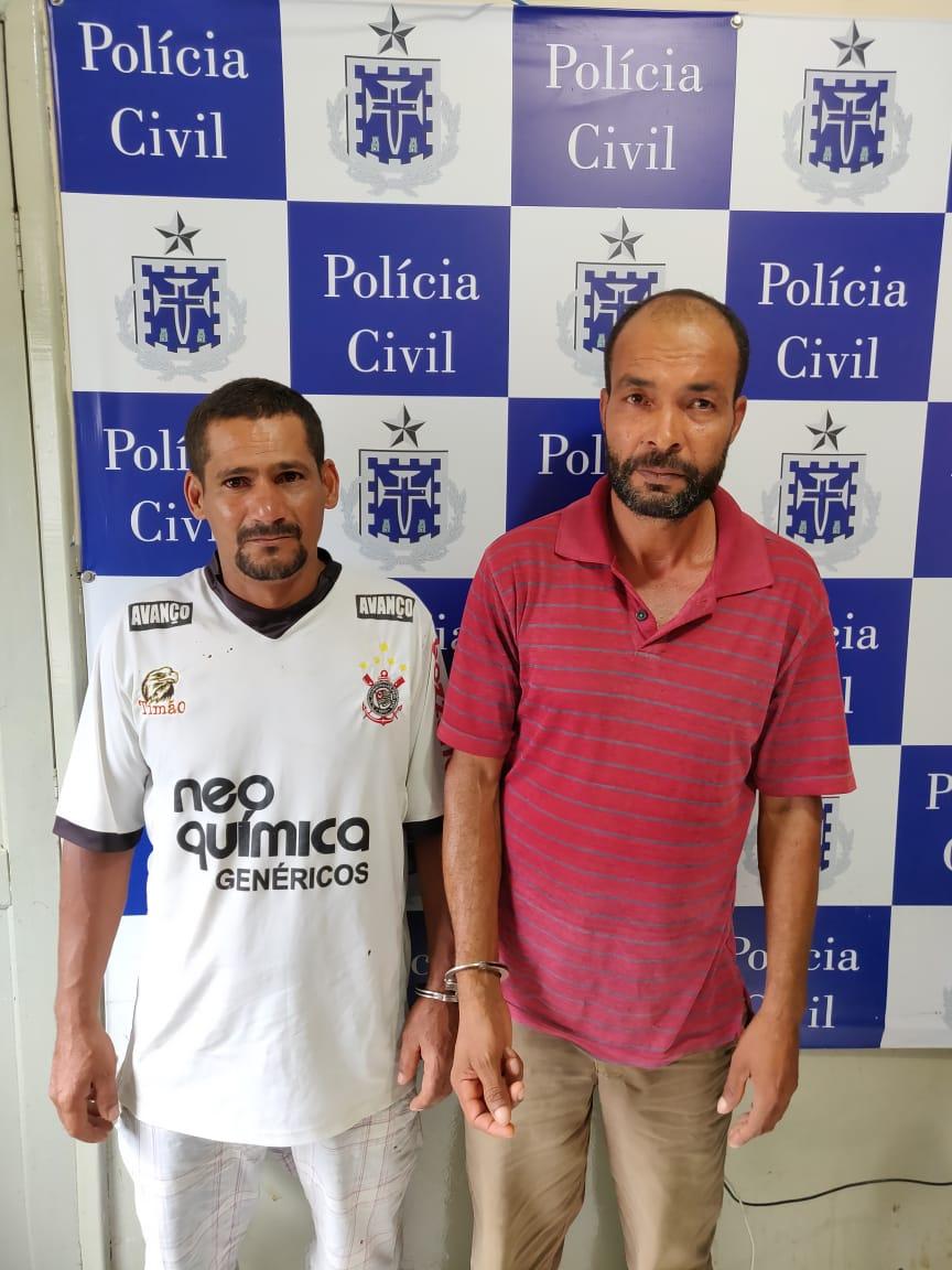 VARZEDO: POLÍCIA PRENDE IRMÃOS ACUSADOS DE ESTUPRO