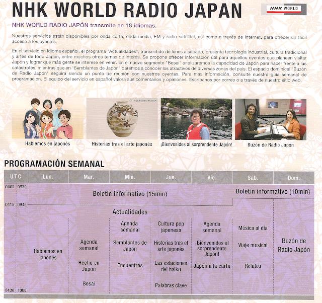 Prospecto NHK