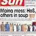 NAIJA NEWSPAPERS: TODAY'S THE DAILY SUN NEWSPAPER HEADLINES [24 OCTOBER, 2017]