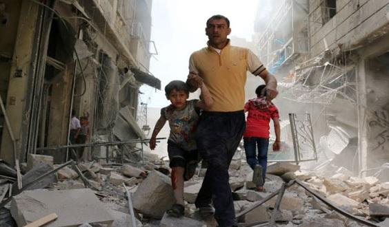 TENGOK Hadith Ini!!! Aleppo dan Syria adalah Petanda Kiamat akan Tiba tidak Lama Lagi.. MOHON KONGSIKAN YA...