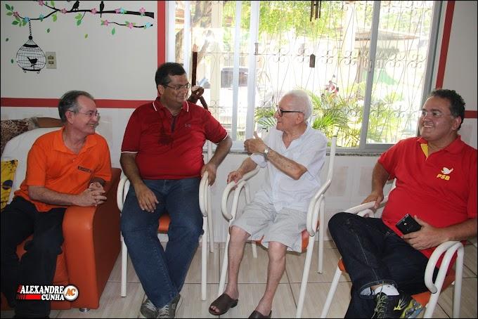 Luto: Morre aos 87 anos, Dr. Sebastião Pinheiro.