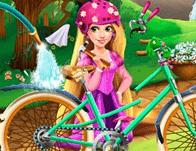 لعبة اصلاح دراجة انا