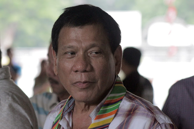 Duterte: I will make the Philippines comfortable to everyone