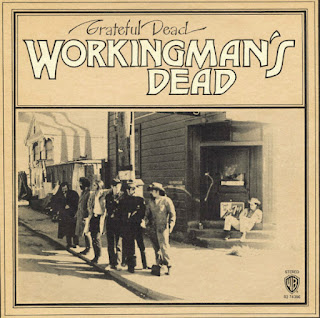 Lp cover Workingman's Dead