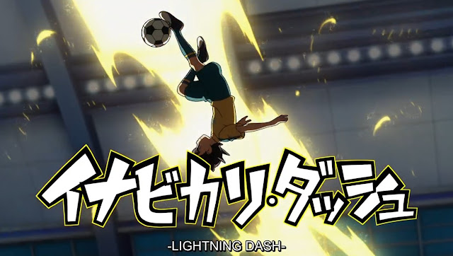 Inazuma Eleven Ares no Tenbin Episode 08 Subtitle Indonesia