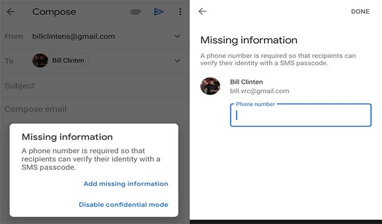 Cara Mengirim Email Rahasia Menggunakan Aplikasi Gmail