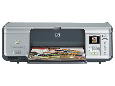 HP Photosmart 8050 Printer Driver Download