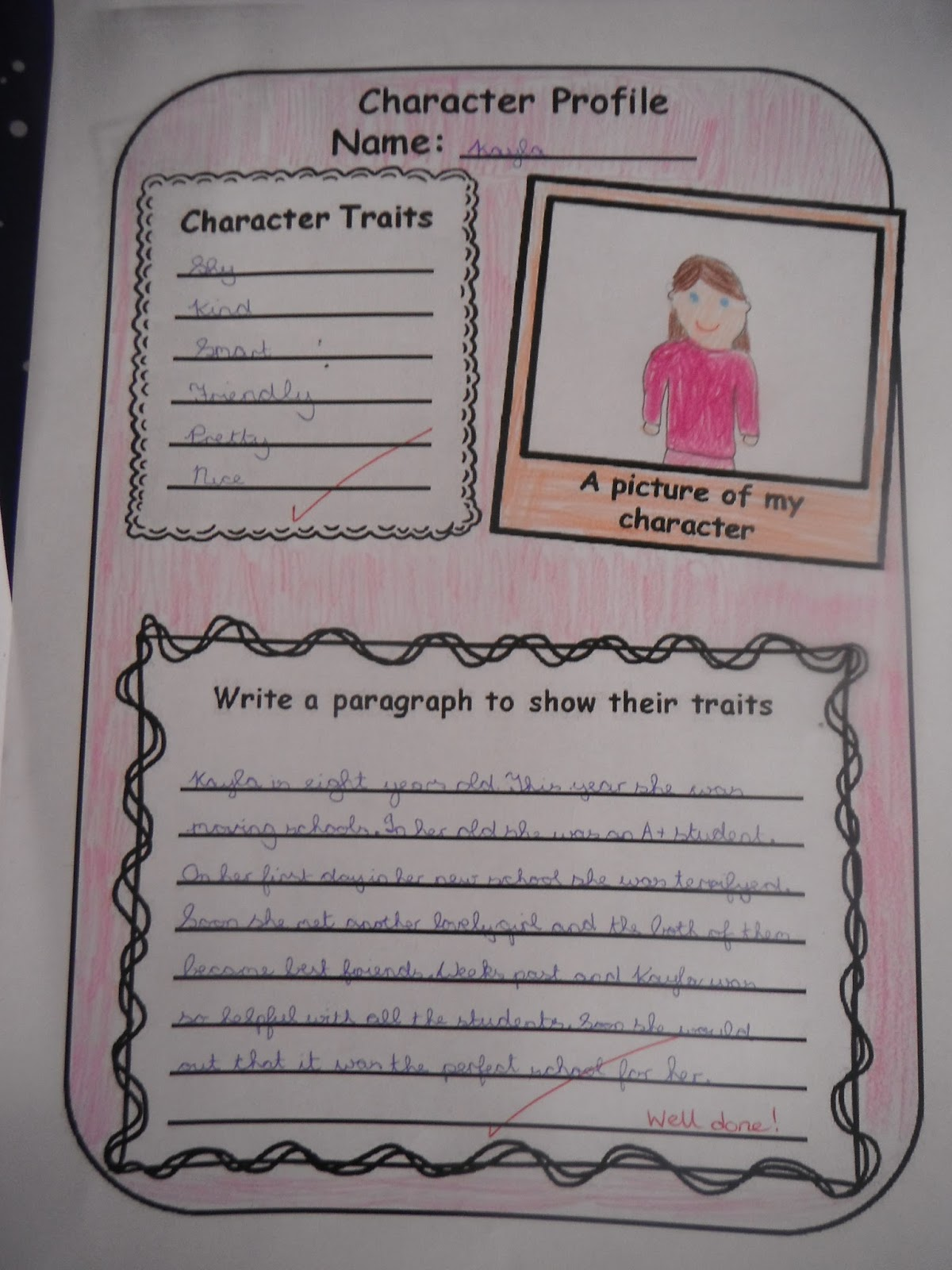 Ms Forde S Classroom First Steps Writing Narrative Writing