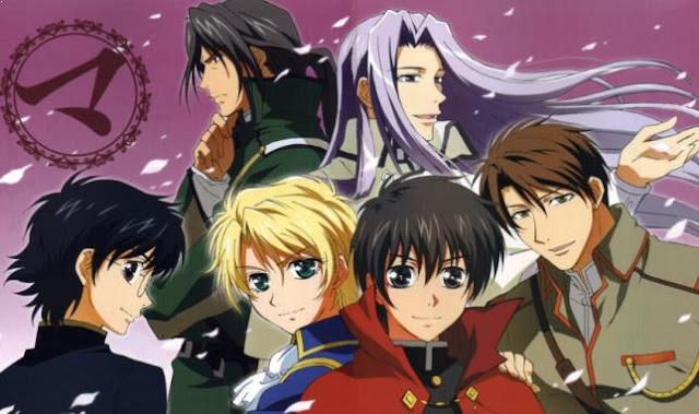 Kyou Kara Maou Daftar Anime Isekai Terbaik ( Tokoh Utama Masuk Dunia Lain )