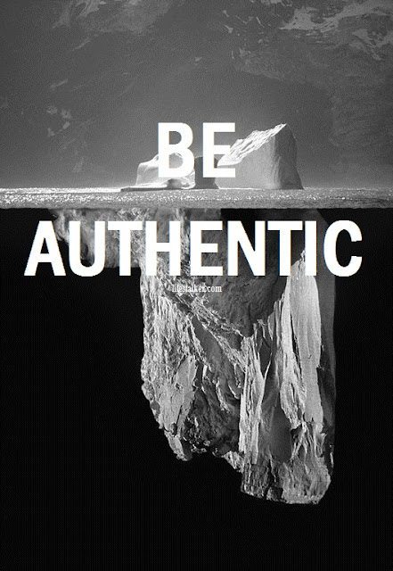 Small Quotes on Authenticity