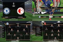 UEFA Europa League Scoreboard For - PES 2019