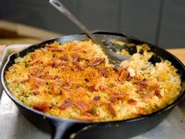 http://www.cookingchanneltv.com/recipes/kelsey-nixon/skillet-bacon-mac-and-cheese.html