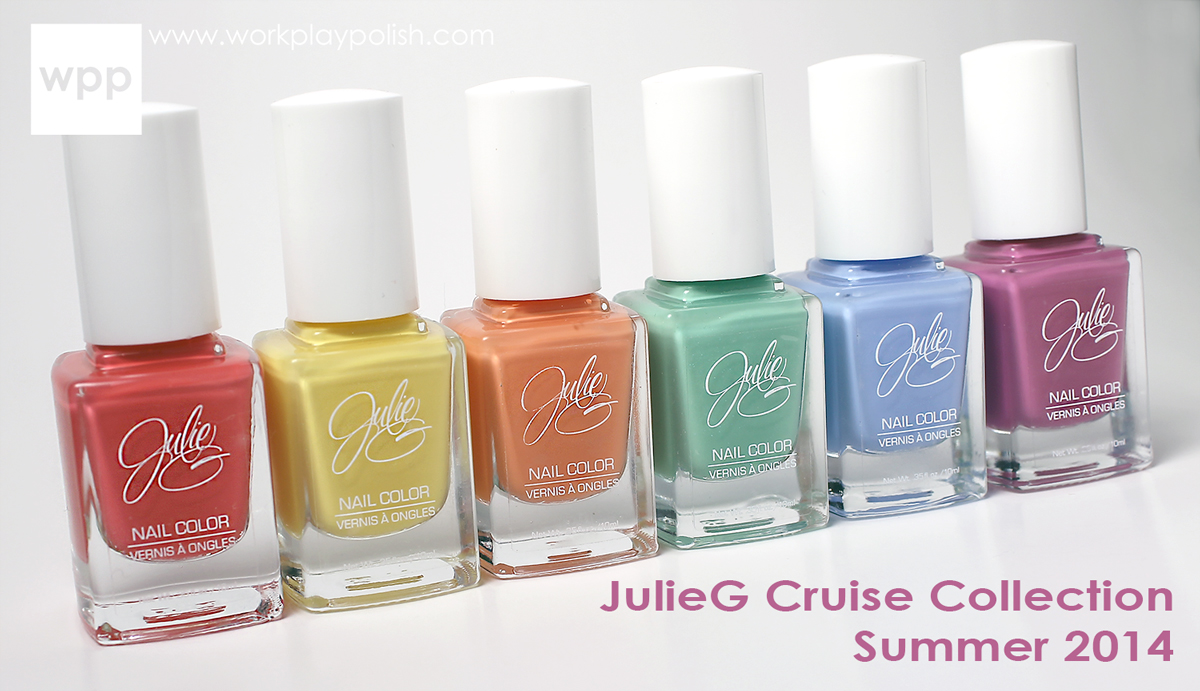 JulieG Cruise Collection 2014